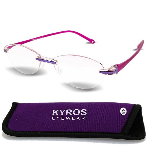 Γυαλιά ανάγνωσης KYROS 411-2