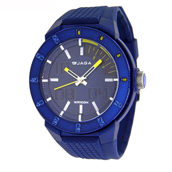 Ρολόι JAGA AQ1010 Μπλέ