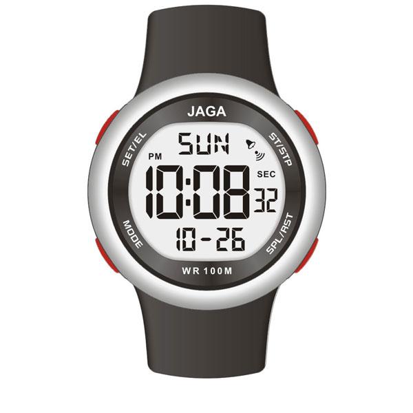 Ρολόι JAGA Ψηφιακό M102X ΑΣΗΜΙ